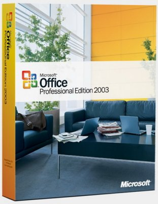 Microsoft Office 2003 Professional PreSP4 DreamEdition 2011.8